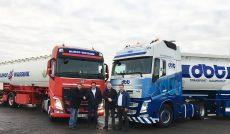 Nijhof-Wassink en DBT Bulkvervoer