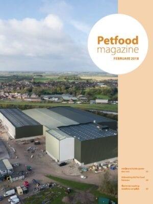 Inkijkexemplaar Petfood Magazine