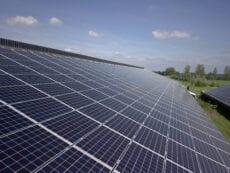 Zonnepanelen duurzaamheid AR