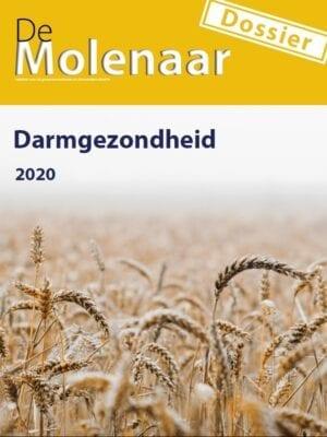 Cover dossier Darmgezondheid 2020