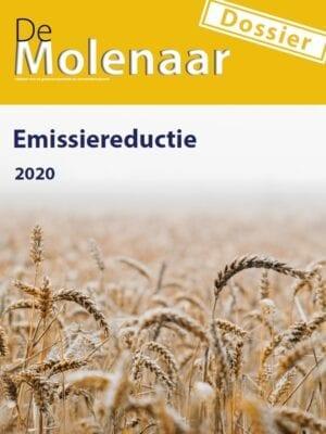 Cover dossier Emissiereductie 2020